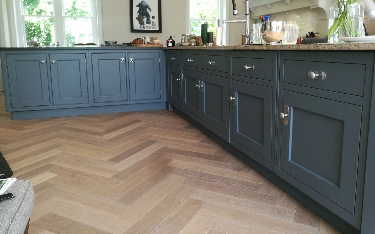 Our Hand Painted Kitchen Units And Cabinets Projects